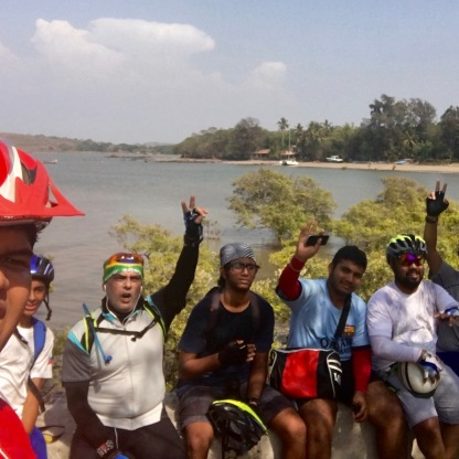 Cycling- Alibaug, May 8, 2016 - 74 of 110